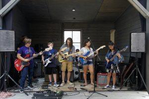 The Halls of Music - Rock Band Program