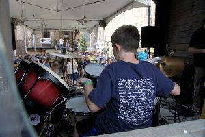 The Halls of Music - Drum Lessons