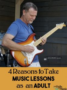 Music Lessons as an Adult: 4 Reasons to Do It!